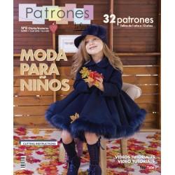 PATRONES INFANTILES Nº8 9,95€