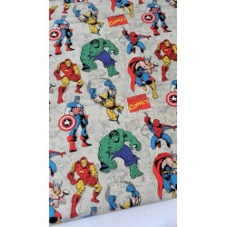 TELA SUPERHÉROES MARVEL 14€ metro
