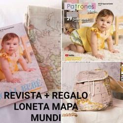 REVISTA PATRONES BEBE Nº10 - 9,95€