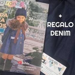 REVISTA PATRONES INFANTILES Nº11 - 9,95€