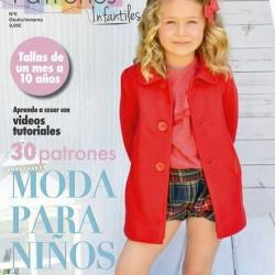 REVISTA PATRONES Nº5 OTOÑO INVIERNO 9,95 €