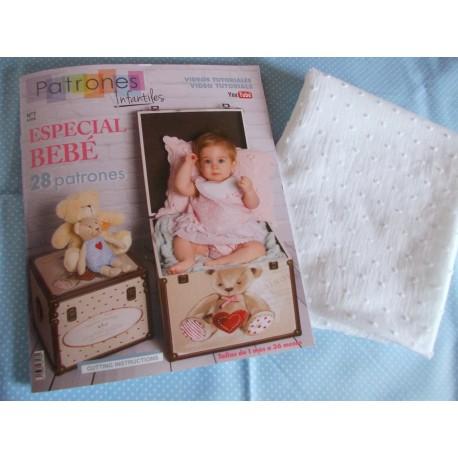 PATRONES INFANTILES Nº7 9,95€