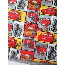 TELA DISNEY CARS 14€ metro