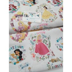 TELA DE DISNEY LOVE PRINCESS 12€ metro