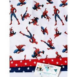 TELA SUPERHÉROES SPIDERMAN 12€ metro